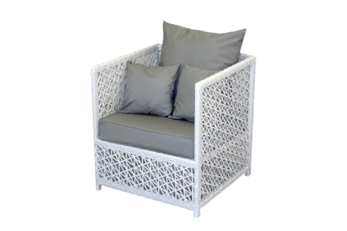 Кресло плетеное Vella