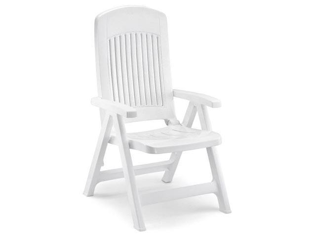 Кресло пластиковое California Armchair