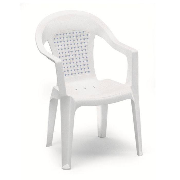 Кресло пластиковое Penelope medium back