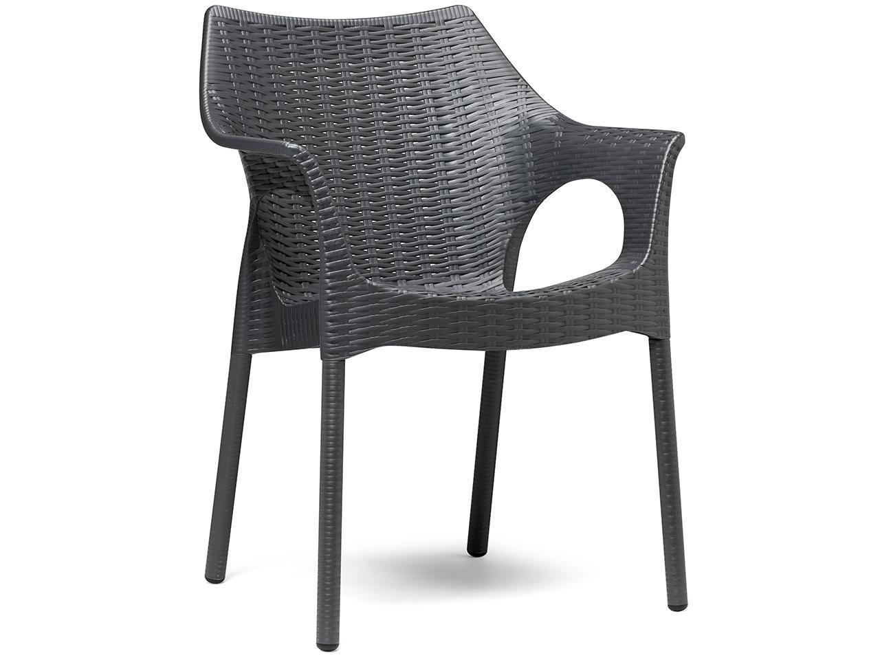 Кресло пластиковое Olimpia Trend