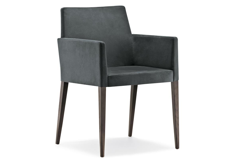 Кресло деревянное мягкое Dress