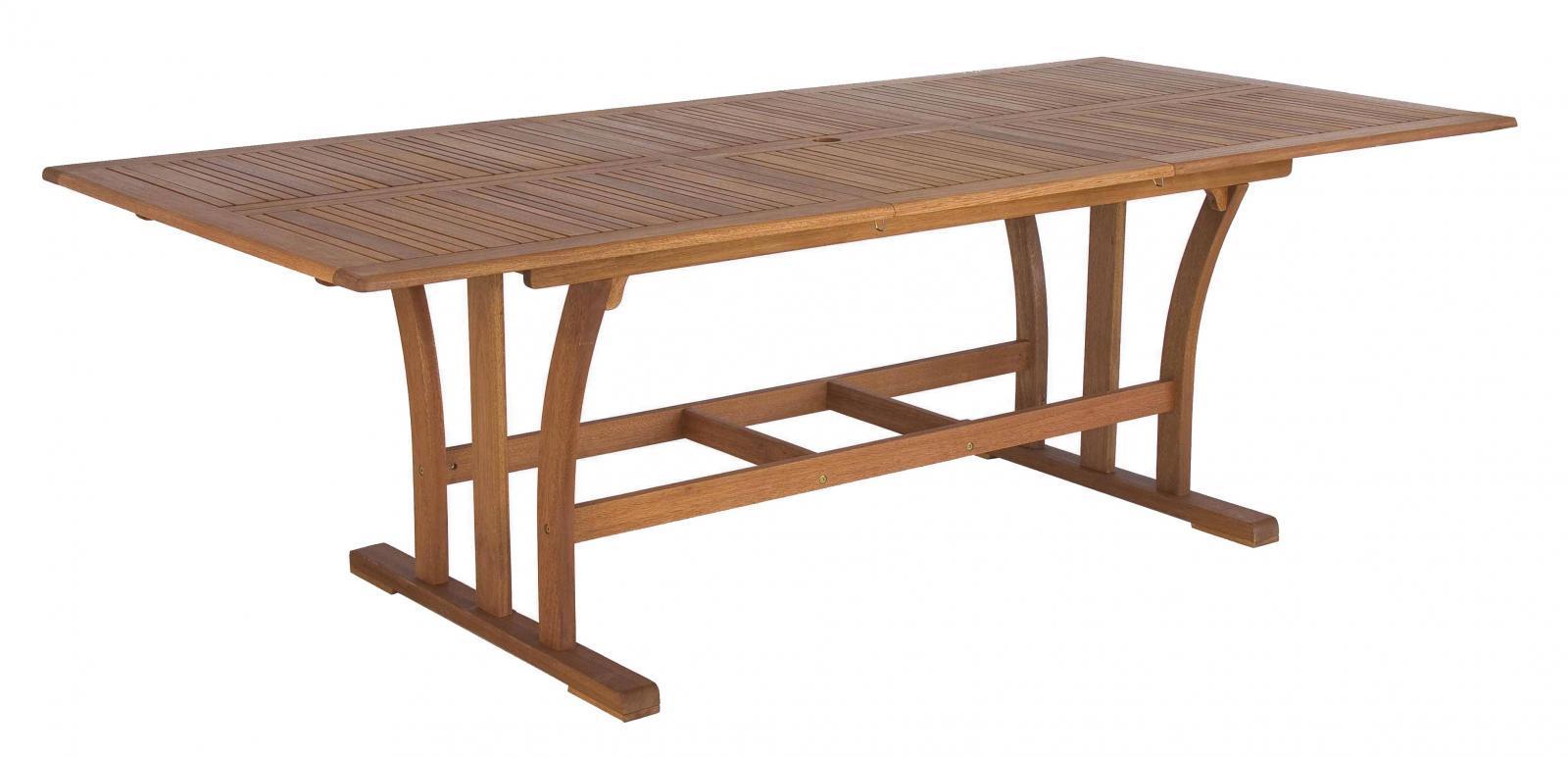 Стол деревянный раздвижной Meridia