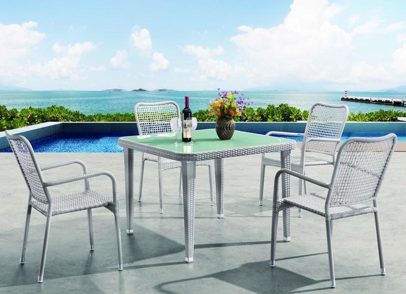 Комплект плетеной мебели Miami