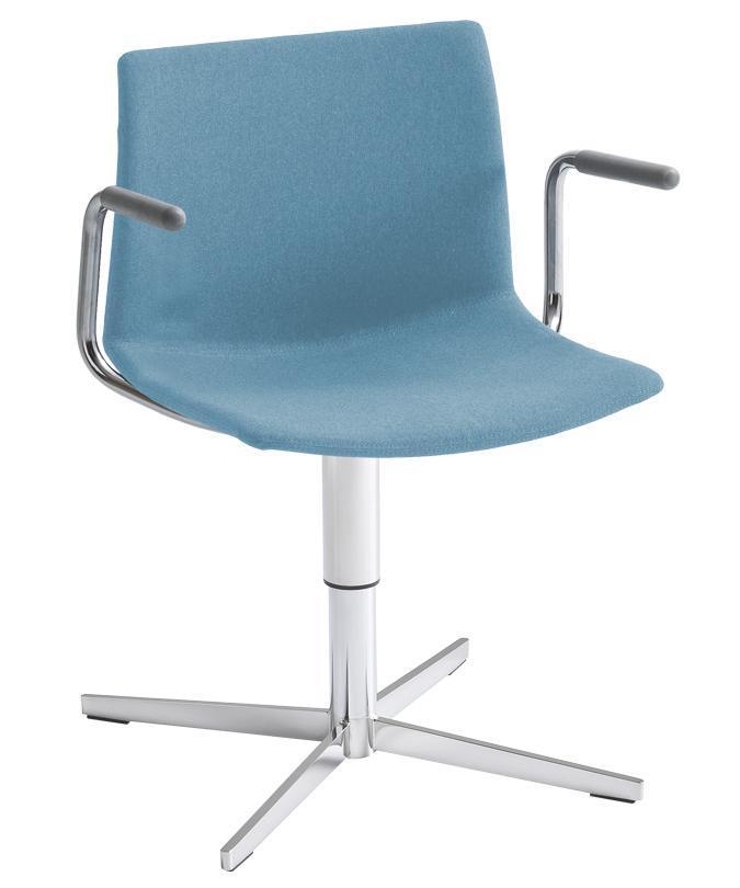 Кресло с обивкой Kanvas 2 L BR Front