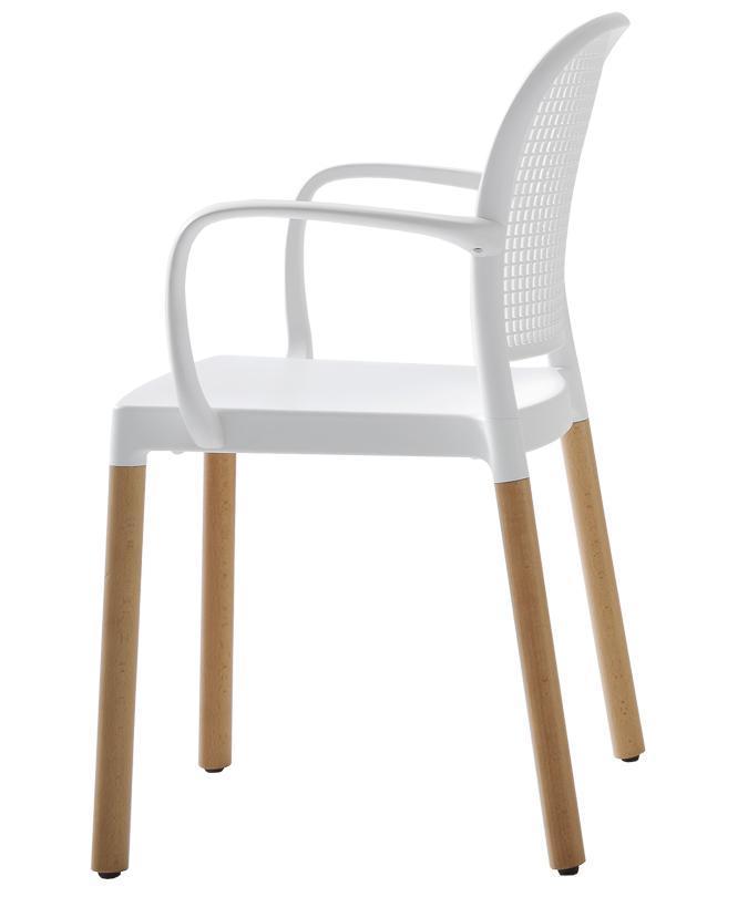 Кресло пластиковое Panama BL 2021 г.