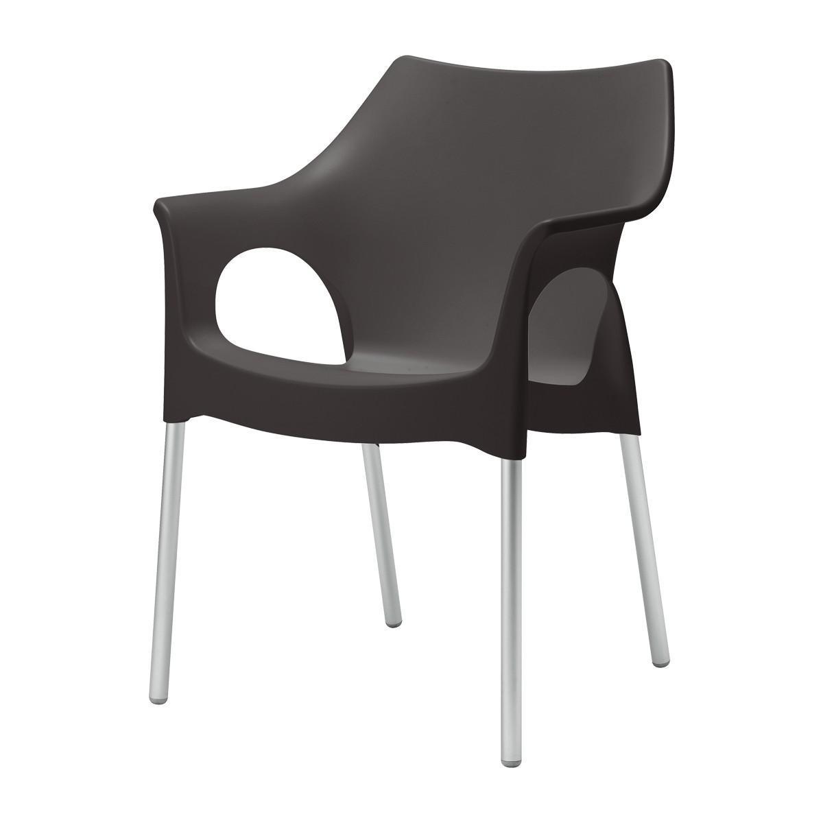 Кресло пластиковое Ola