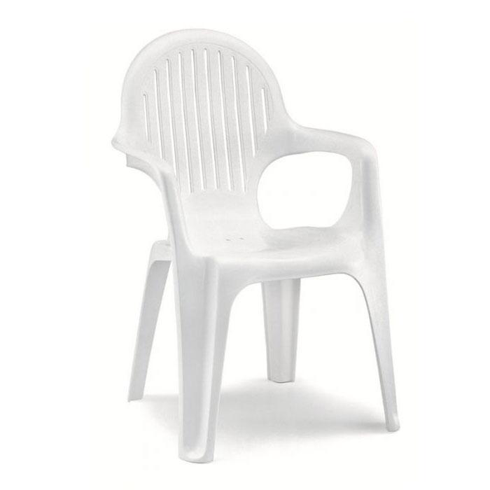 Кресло пластиковое California Medium-sized Back