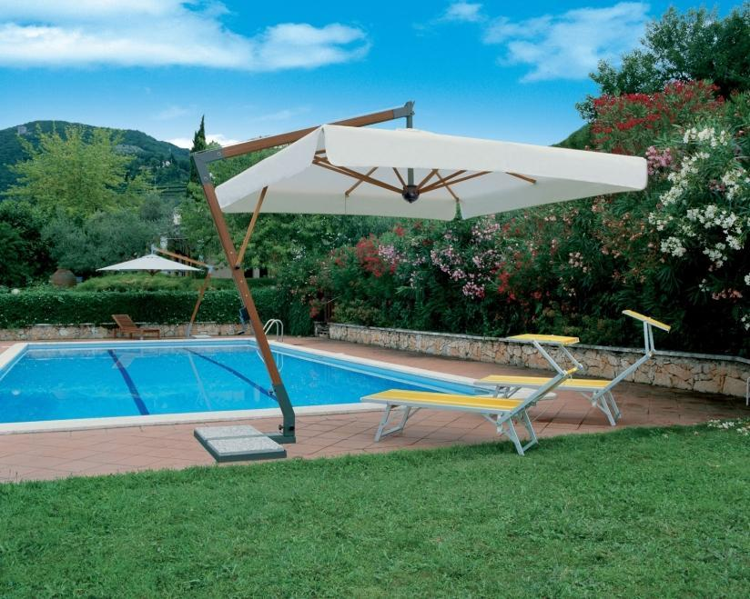 Зонт профессиональный Torino Braccio