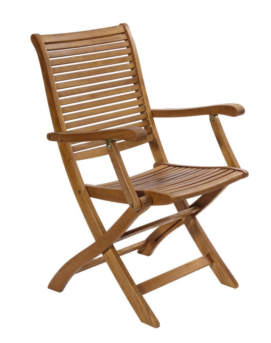 Кресло деревянное Alberta