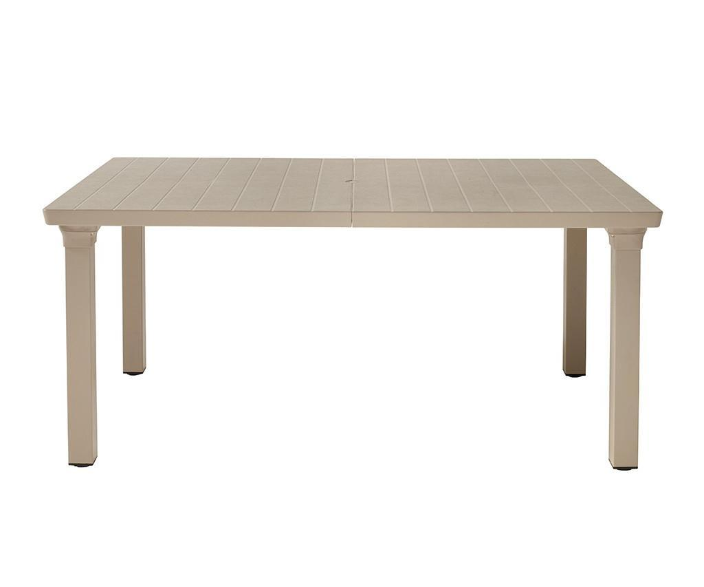 Стол пластиковый раздвижной PER 3 table with extension