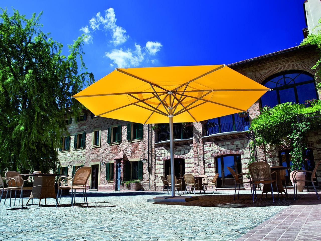 Зонт профессиональный Maxi Alluminio