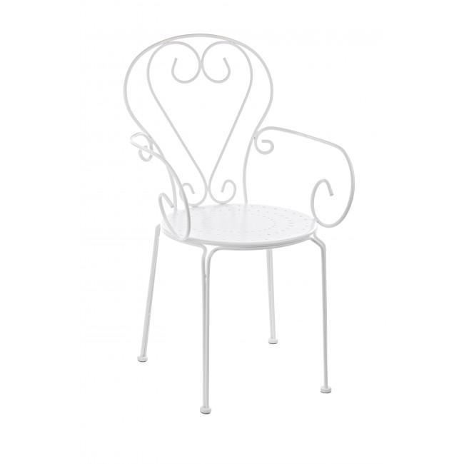 Кресло металлическое Etienne