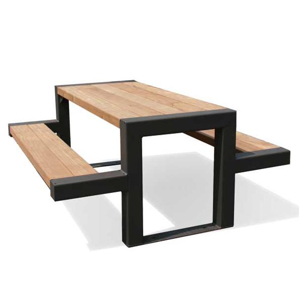 Стол деревянный обеденный Флорида