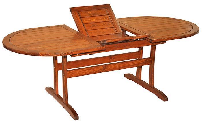 Стол деревянный раздвижной Monaco