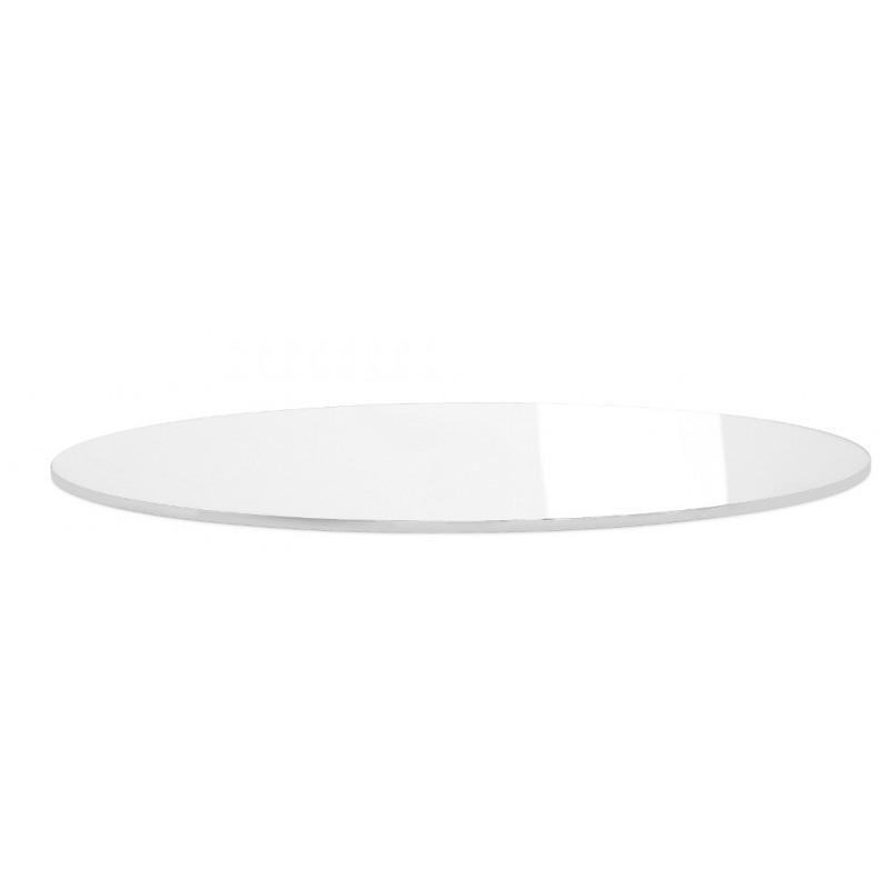 Столешница стеклянная круглая Glass Tops for Metropolis Bases