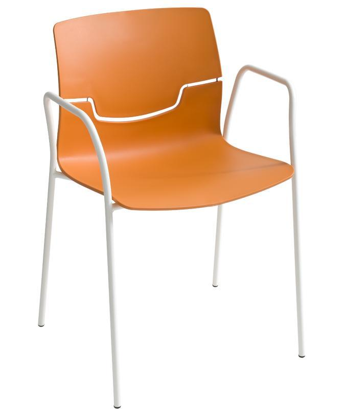Кресло пластиковое Slot TB