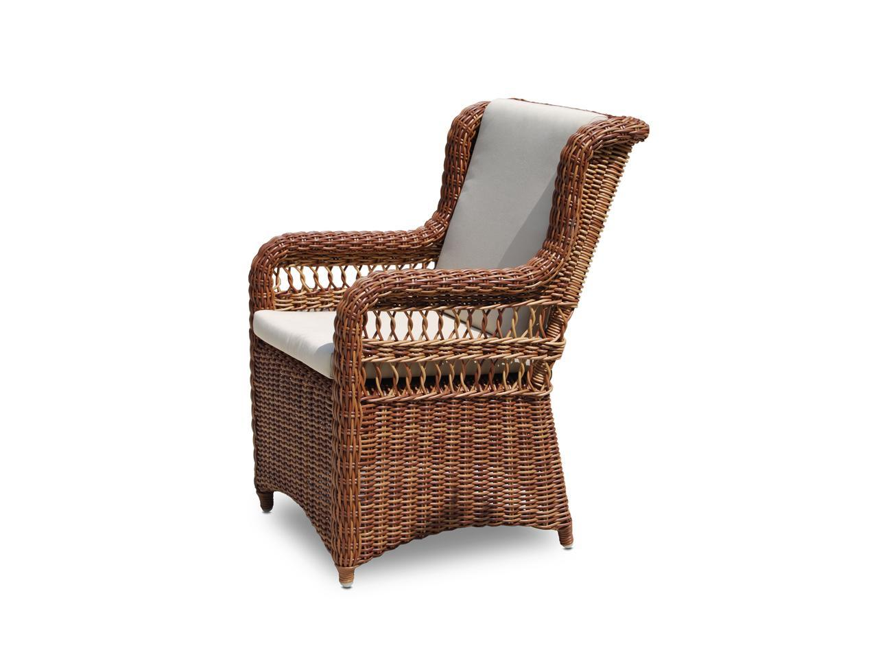 Кресло плетеное Ebony
