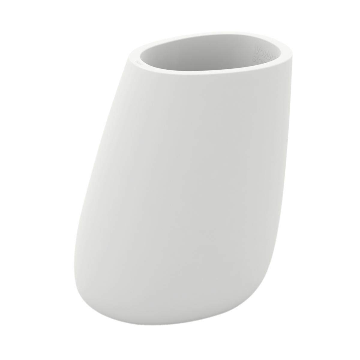 Кашпо пластиковое Stone Planter Basic