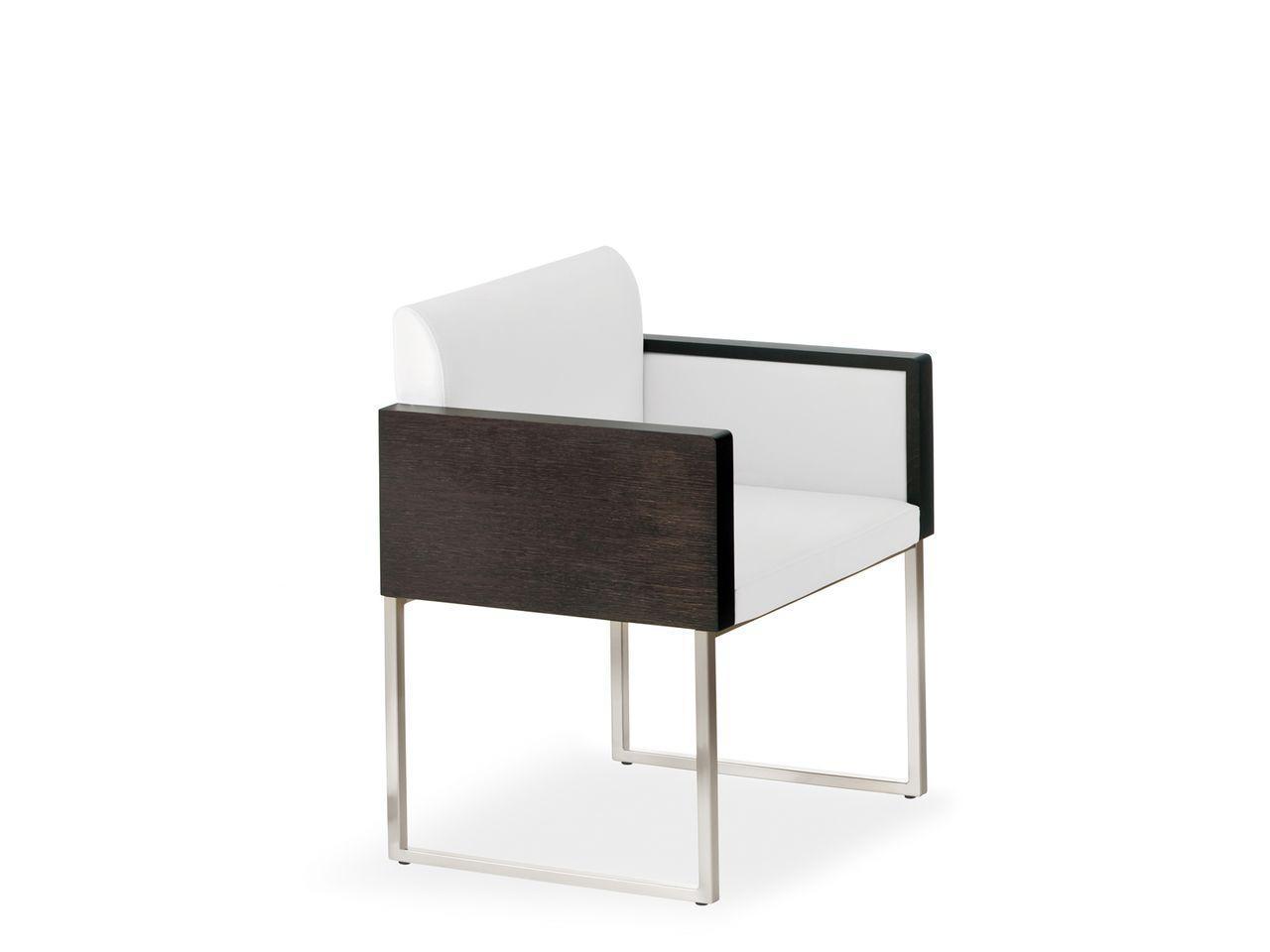 Кресло металлическое мягкое Box
