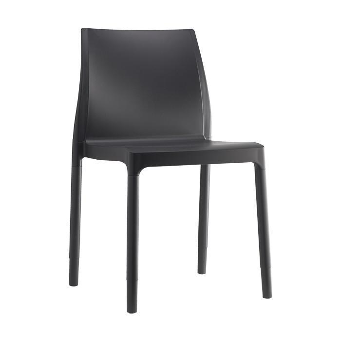 Стул пластиковый Chloe Trend Chair Mon Amour
