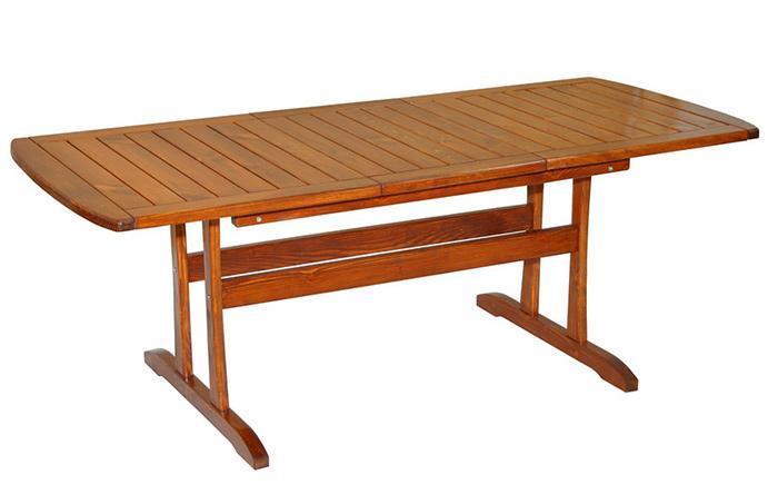 Стол деревянный раздвижной Rodos