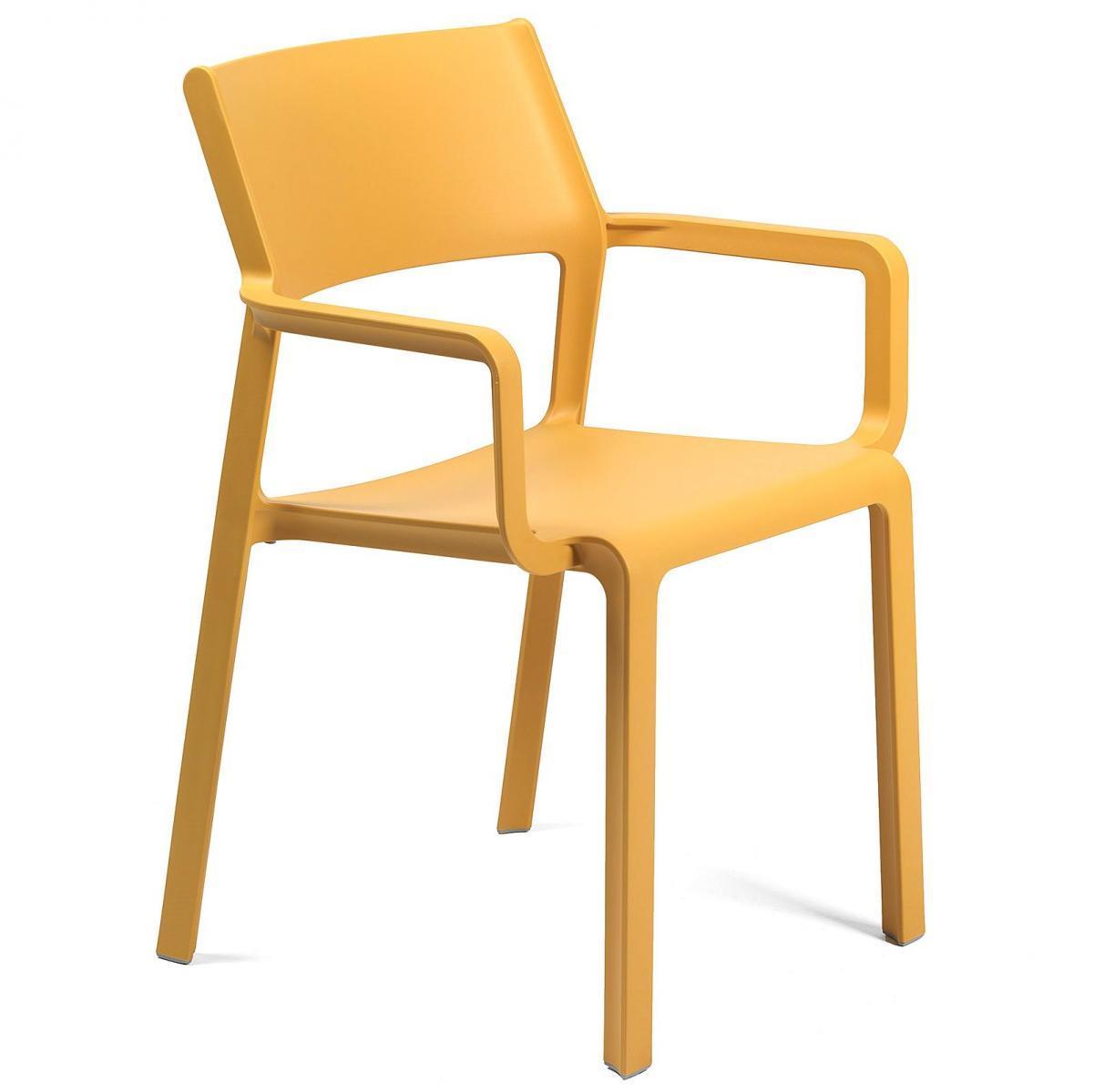 Кресло пластиковое Trill Armchair