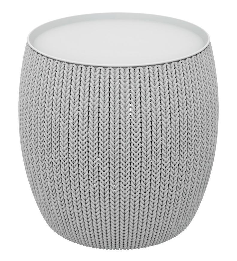 Стол пластиковый плетеный Cozies Knit Table