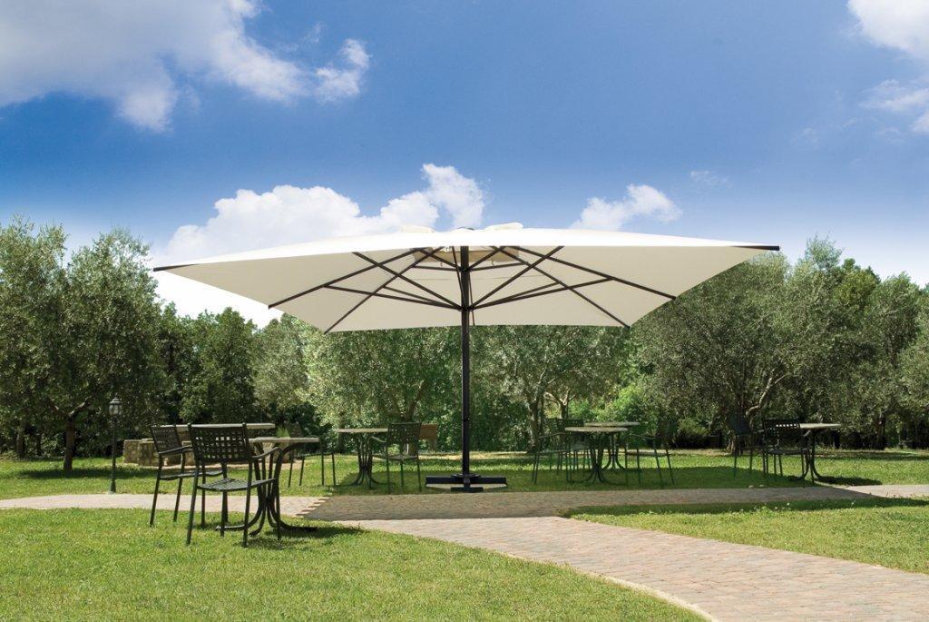 Зонт профессиональный телескопический Capri Dark
