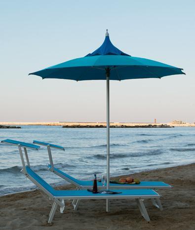 Зонт пляжный профессиональный Matisse