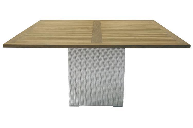 Стол деревянный обеденный Sentosa