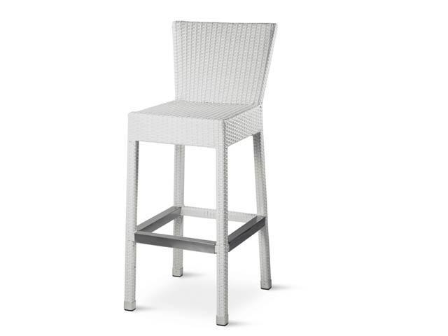 Барный плетеный стул GS 921