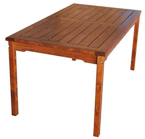 Стол деревянный обеденный Siesta 150