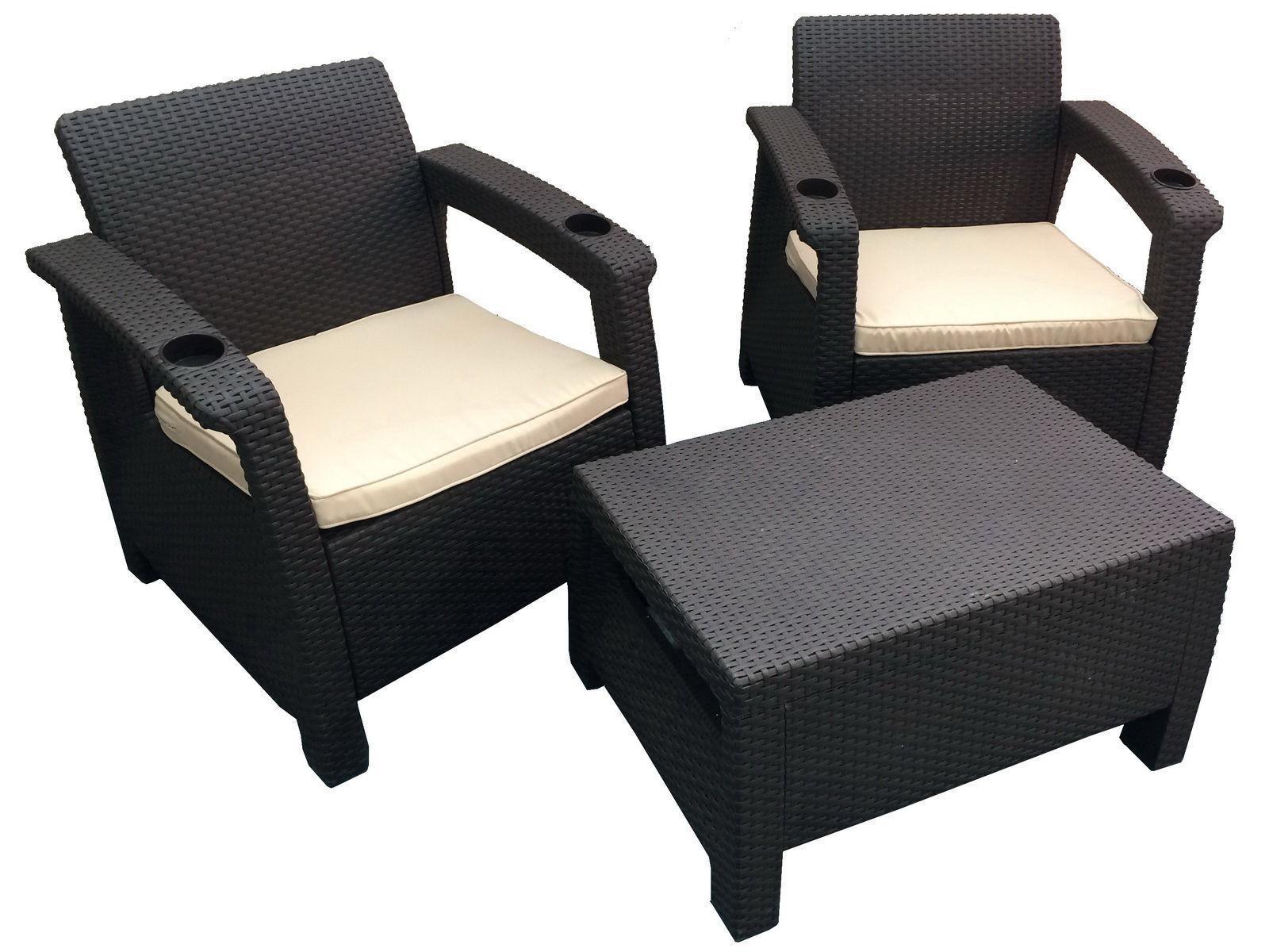 Комплект пластиковой мебели Balcony Set