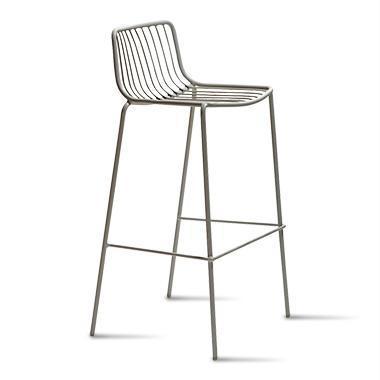 Барный металлический стул Nolita