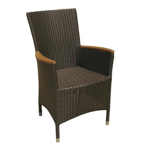 Кресло плетеное Maui