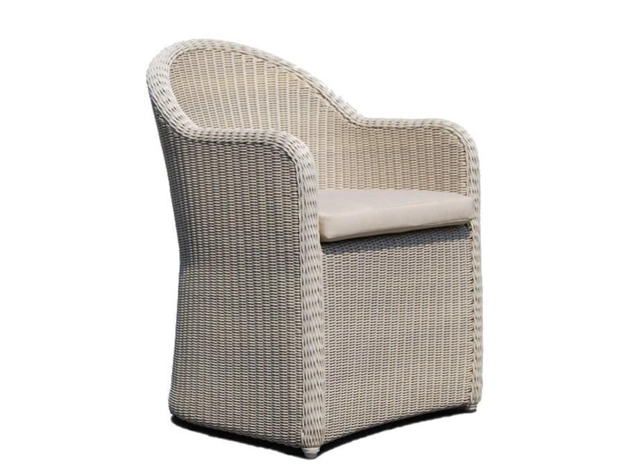 Кресло плетеное Calderan