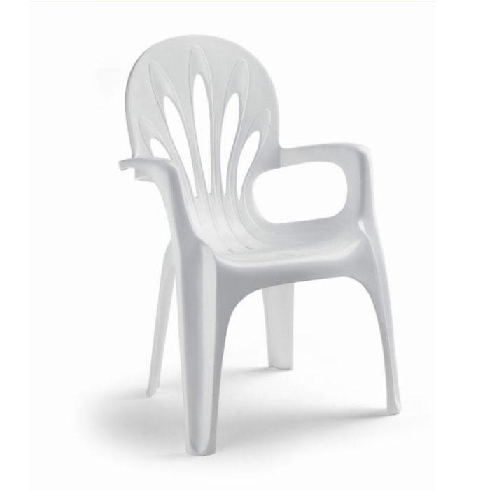Кресло пластиковое Stella di mare armchair
