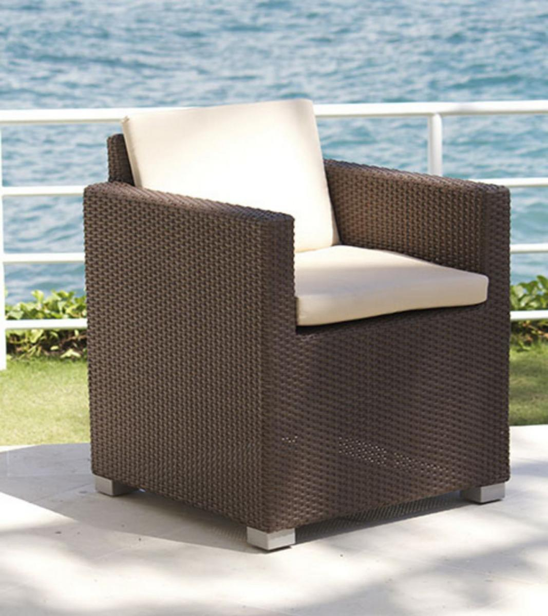 Кресло плетеное Pacific