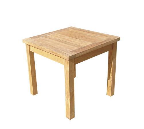 Стол деревянный журнальный Sanur