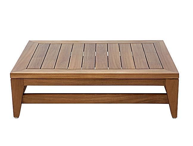 Стол деревянный журнальный Saint Laurent
