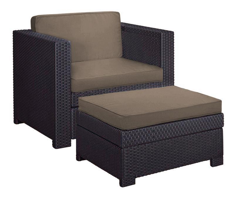 Комплект пластиковой мебели Provence Chillout set