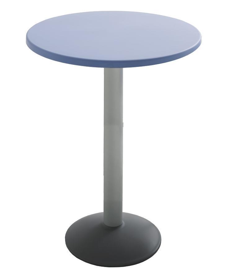 Стол пластиковый барный Tkitt BTAK