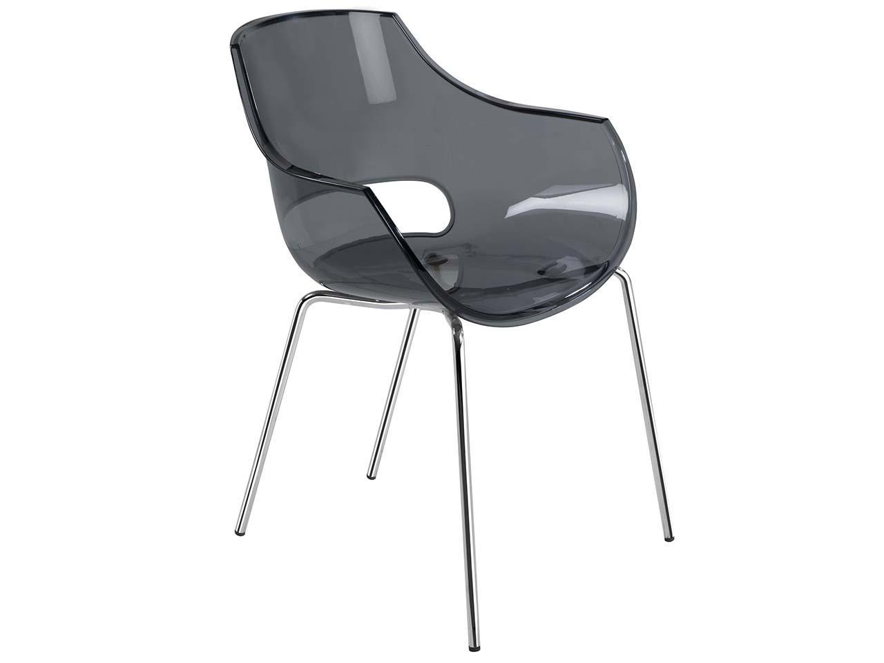 Кресло прозрачное Opal