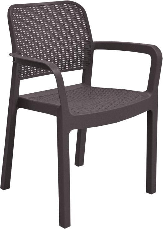 Кресло пластиковое Samanna