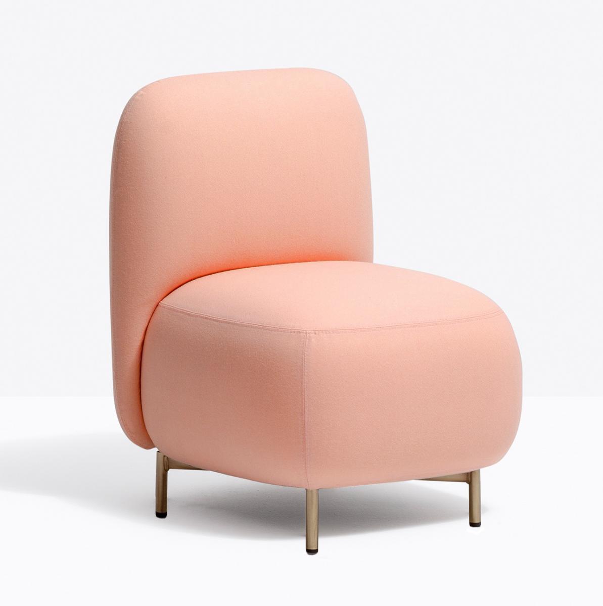 Кресло с обивкой Buddy