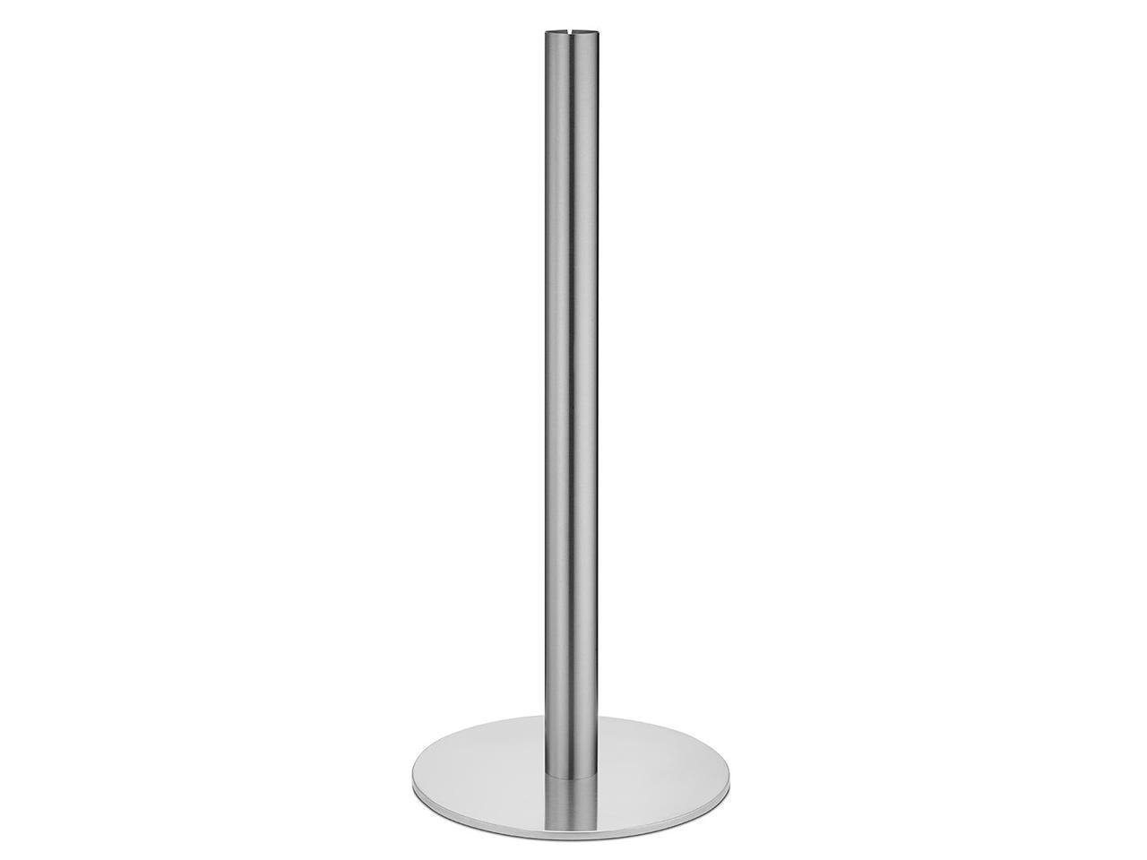 Подстолье металлическое барное Tiffany Glass base