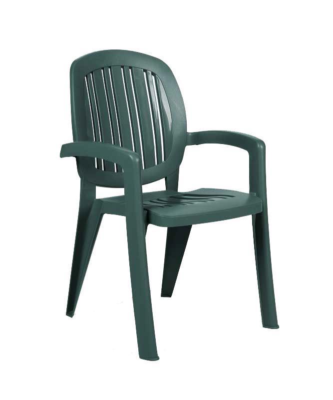 Кресло пластиковое Creta