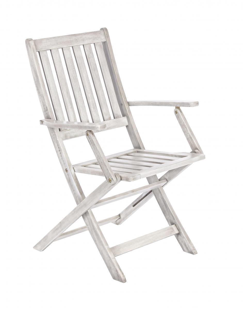 Кресло деревянное Ada
