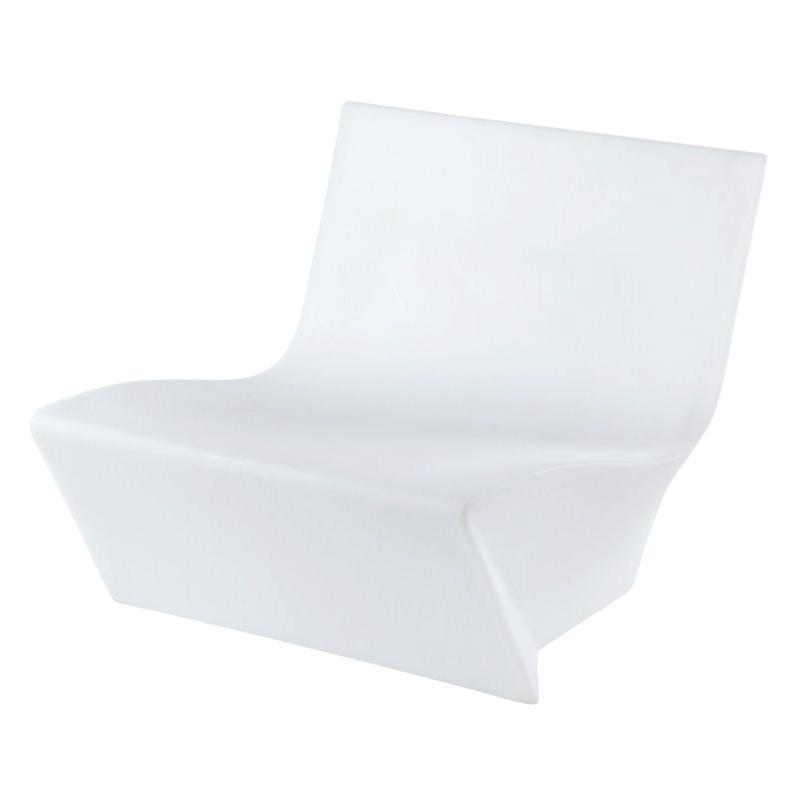 Кресло пластиковое светящееся Kami Ichi Lighting