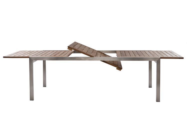 Стол деревянный раздвижной Adamas